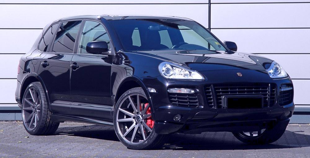 Аренда Porsche Cayenne GTS