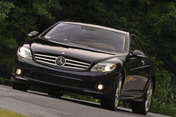 Аренда Mercedes-benz cl550 amg