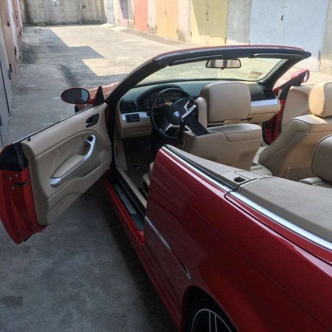 Аренда BMW E46 киев