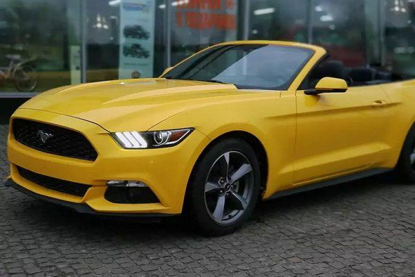 Аренда Ford Mustang киев