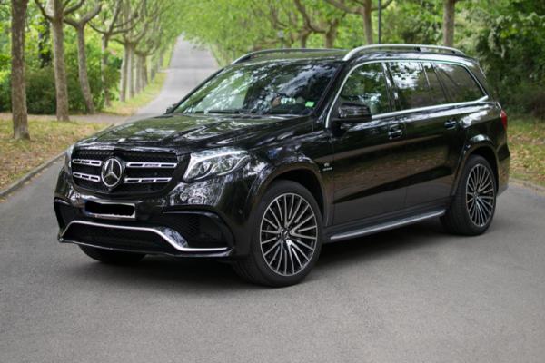 Аренда Mercedes-Benz GLS 63