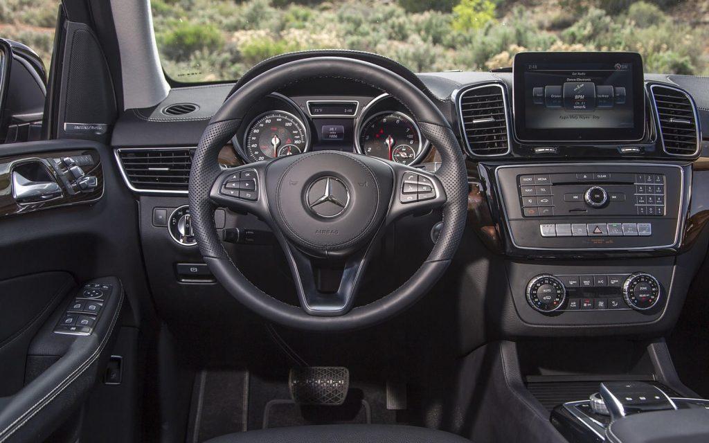 Аренда Mercedes GLS63 AMG Киев