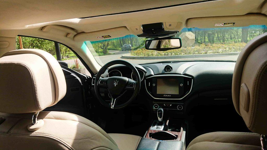 Аренда Maserati Ghibli в киеве