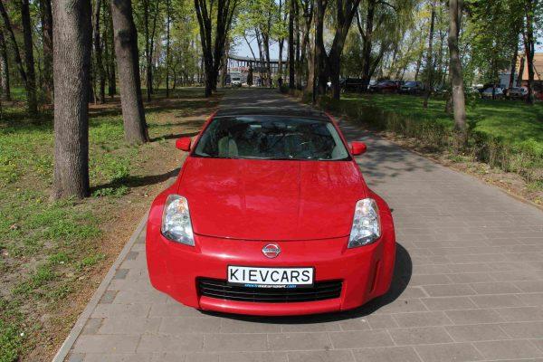 Аренда Nissan 350Z в Киеве
