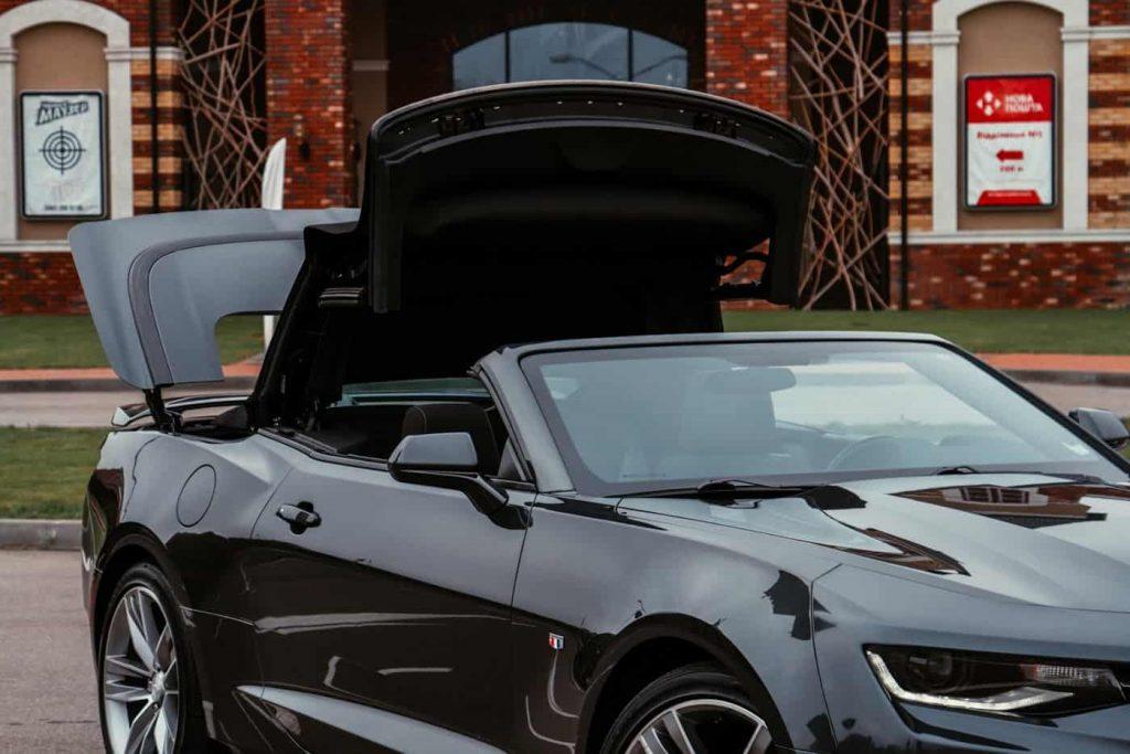 Прокат Chevrolet Camaro