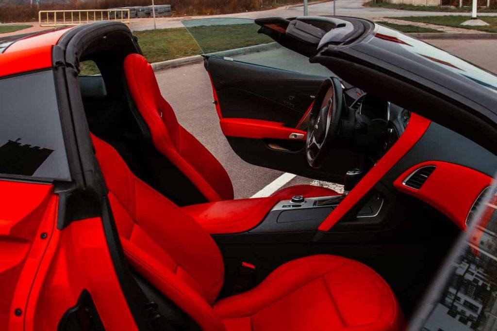 Chevrolet Corvette в аренду Киев