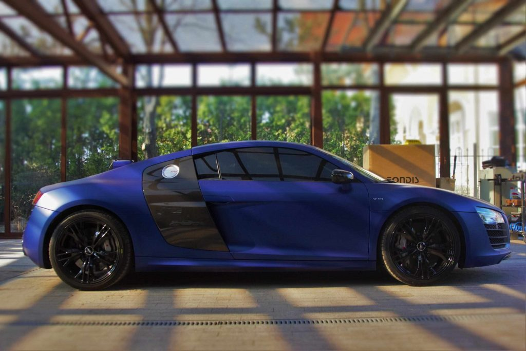 Аренда кабриолет Audi R8 киев
